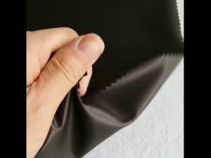 2018 de înaltă calitate, 100% nylon 420D ripstop în aer liber rochii de țesătură sacou