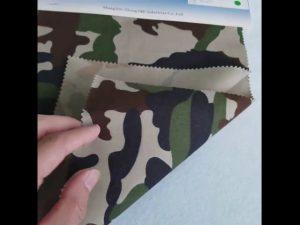 Model de camuflaj 8020 bumbac poliester twill tesatura pentru uniforma militara