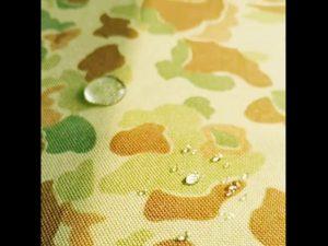 China fabrica 1000 denier cordura imprimate tesatura de nylon cu apă respingătoare