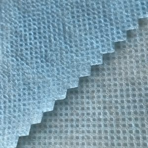 WF3/O2AR5 S+PE 45gsm Non woven fabric PE coating PP+PE coating PASS EN13795-1:2019