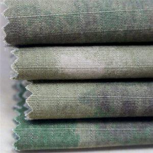 Antistatic militar de imprimare Ripstop bumbac pentru țesături armate