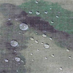228t nylon taslan tesatura camuflaj tesatura imprimate / outdoor rezistent la apa tesatura nylon taslon
