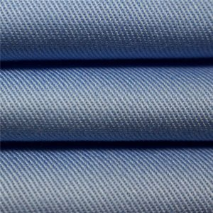 Bumbac 100% bumbac cardat vopsite în țesătură uniformă îmbrăcăminte de lucru îmbrăcăminte tesatura