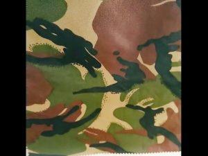 camuflaj tiparit rezistent la apa ripstop nailon oxford tesatura militară uniformă