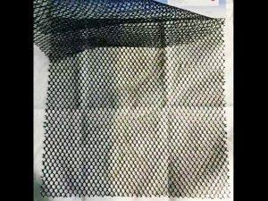 încercare de comandă 100% poliester saci de armată căptușeală ochiurilor de plasă durabil